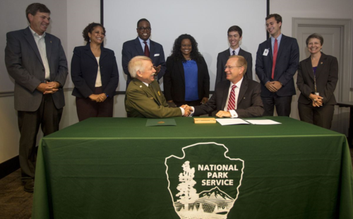 BGCA and The National Park Service