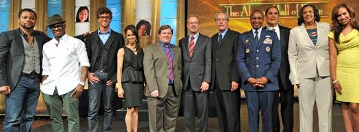 2012 Alumni Hall of Fame